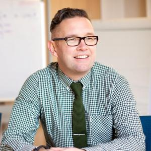 Richard Corbridge- Informatics Leader & CIO for the Health Service Ireland